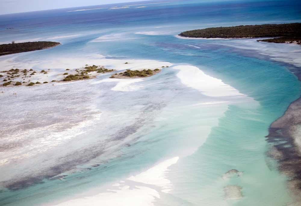 Ecotourism in the Berry Islands, Bahamas