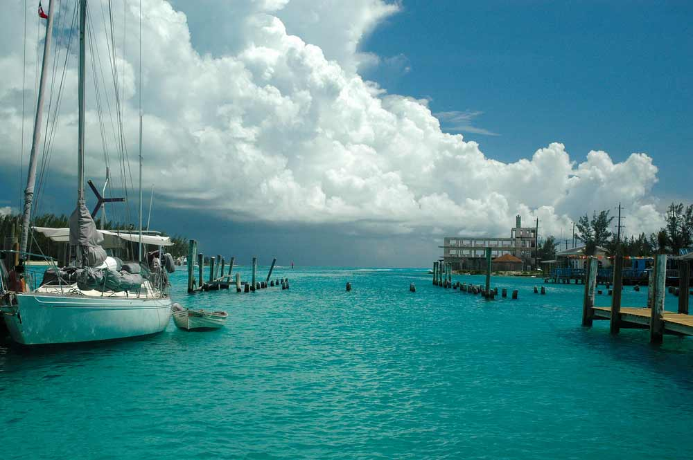 Ecotourism in Bimini Bahamas