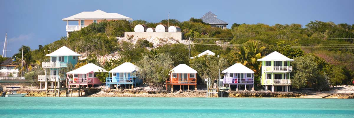 Bahamas Charter Flight Destiinations