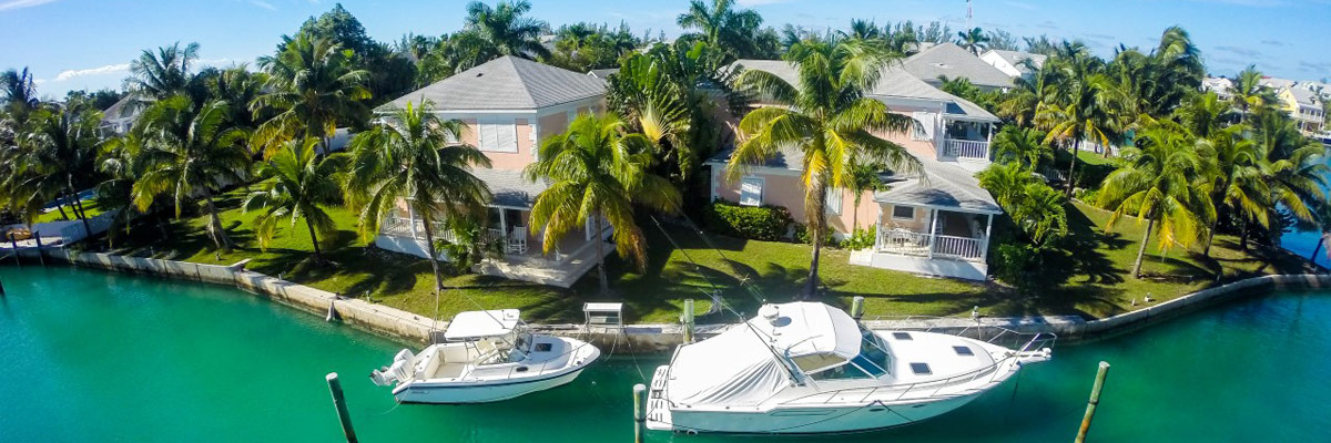 Real Estate for sale in the Bahamas