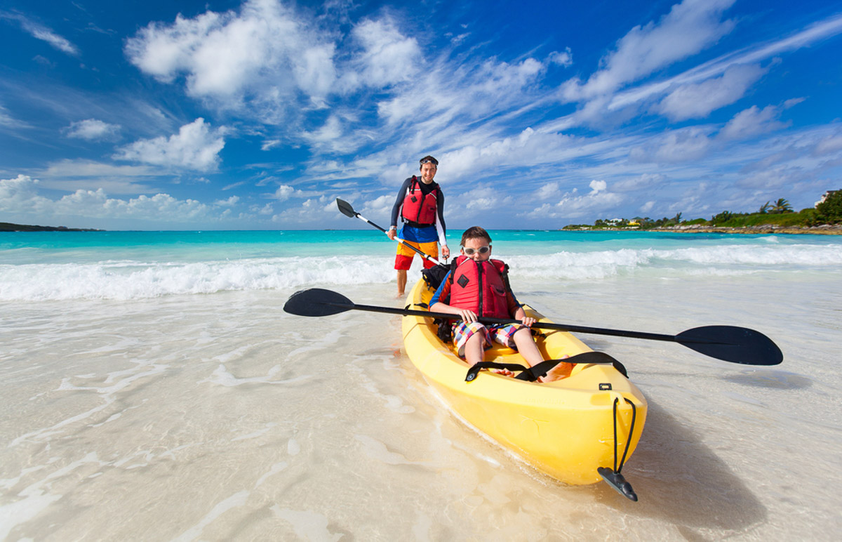 Ecotourism in the Bahamas
